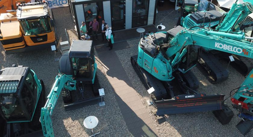 Erleben Sie Kobelco-Maschinen auf der Nordbau!