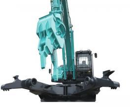 Kobelco SK 210D-10 Demontagebagger