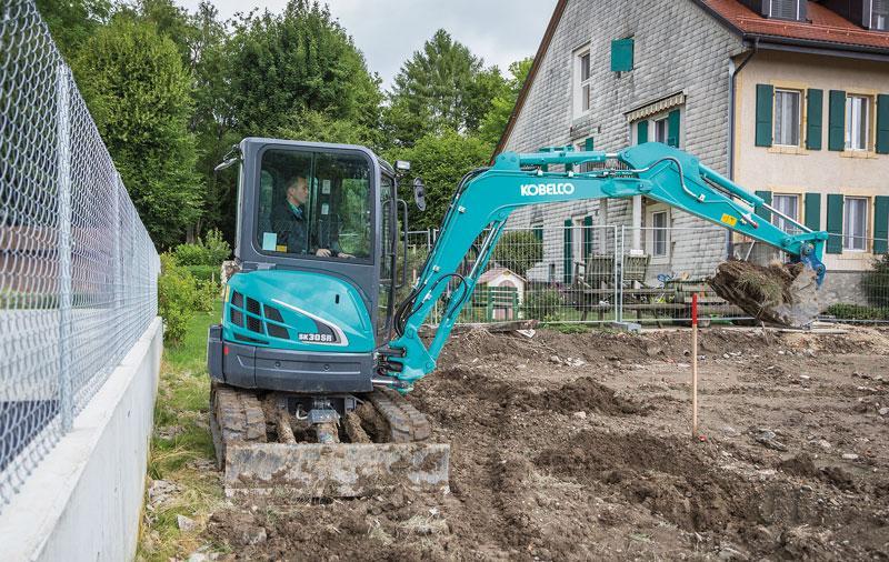 Gut bekannt Die Kobelco Minibagger – gebaut, um alle Anforderungen zu erfüllen DF27